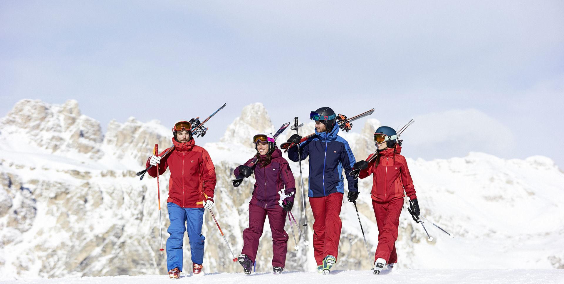 Les Adultes Sport Activité Avancé R80 Entièrement Isolé Thermique Ski Gripper Gants